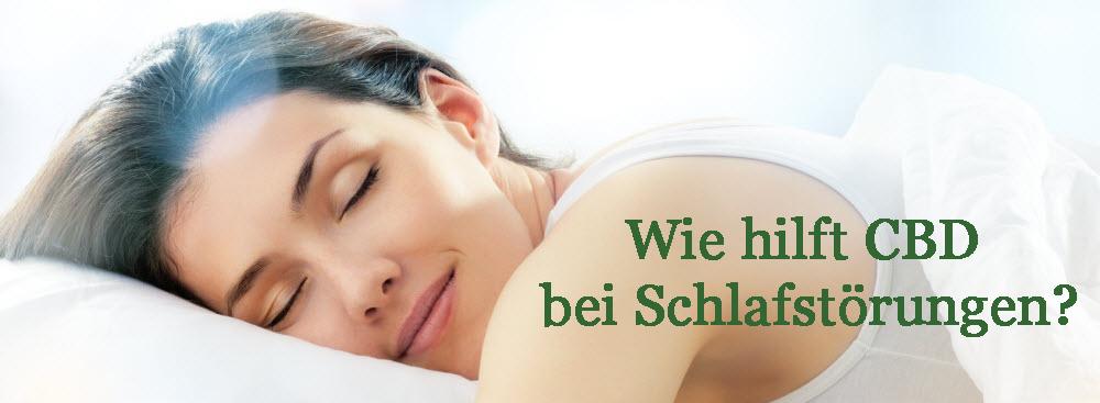 Wie hilft CBD bei Schlafstörungen
