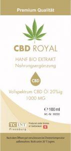 CBD Royal Öl in Bremen bestellen
