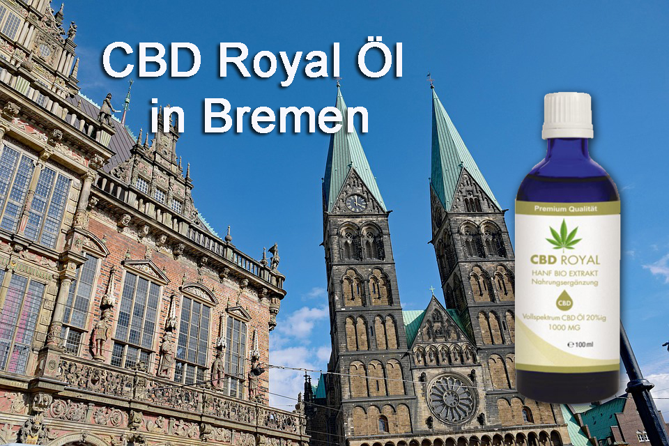 cbd royal oel in bremen