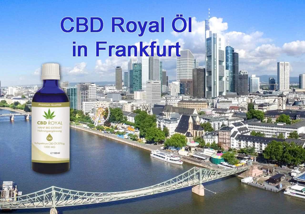 cbd royal öl in frankfurt