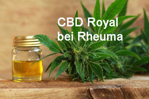 cbd royal bei rheuma