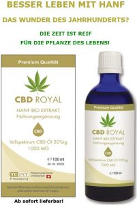 cbd royal hanf bio extrakt in berlin
