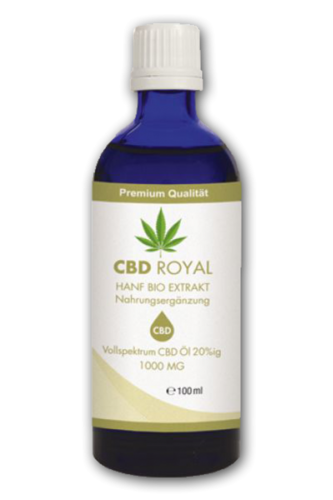 Comprar barato CBD Royal Hemp Organic Extract