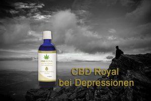 cbd royal bei depressionen