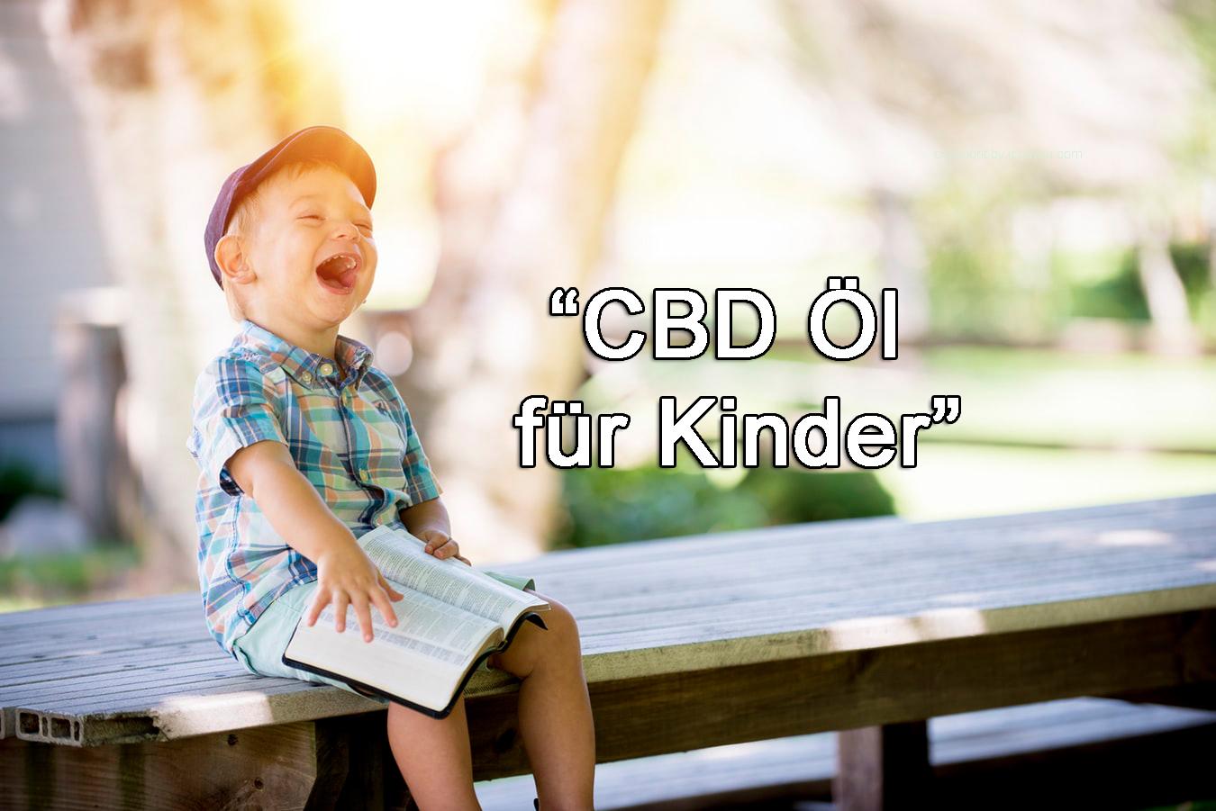CBD Öl für Kinder