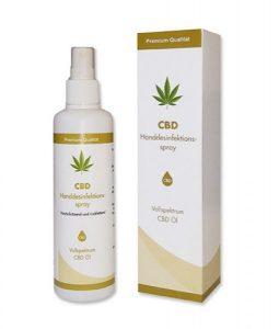 CBD Desinfektionsspray